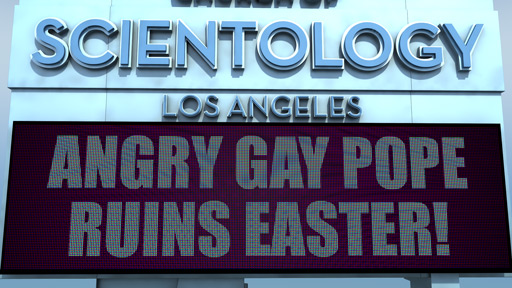 scientology easter logo