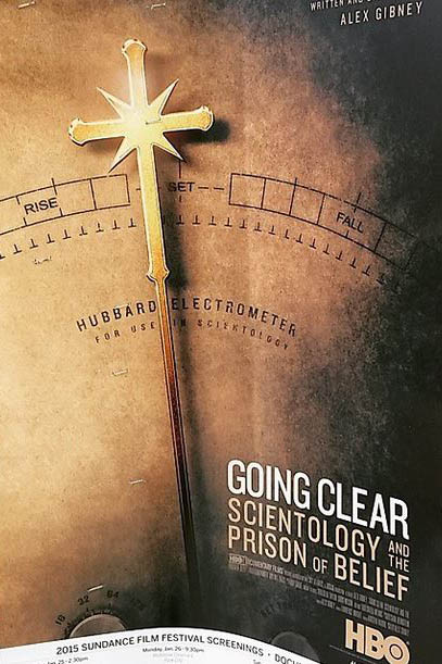 going clear sundance film fest brochure