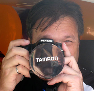 Anonorange Camera Tamron SP
